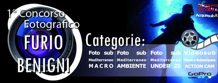 Concorso Furio Benigni Banner FB