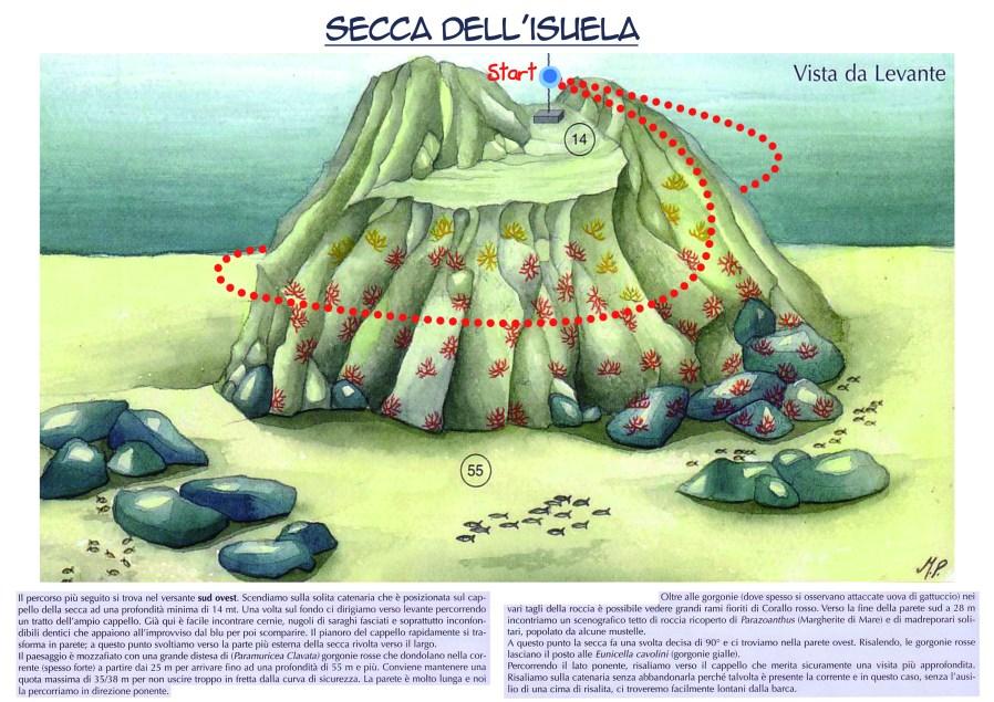 Secca dell'Isuela