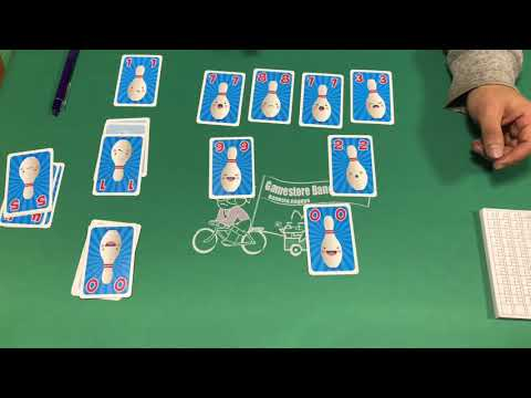 Ch.Banesto #022 Bowling Solitaire/ボーリングソリティア