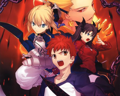 fate stay night 壁紙