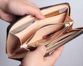 コミケ 財布