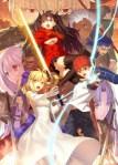 【Fate/stay night[UBW]】本日より全26話一挙放送を3週連続で実施!