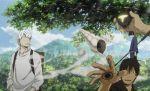 【蟲師】アニメ全26話一挙放送が本日よりAbemaTVにて実施!