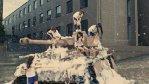 【ガルパンダンスムービー】ついに実写PVが公開!女子高生が巨大な戦車を洗車しつつダンスを披露