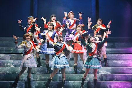 少女☆歌劇 レヴュースタァライトのライブ公演が開催