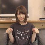 【内田真礼】たくのみで桐山真も愛用のTシャツを着用!?可愛いすぎるぞ!!