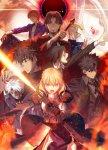 【Fate/Zero】アニメ全25話一挙放送が今夜より実施!聖杯戦争を見届けよ