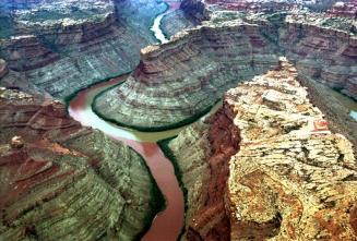 Meeting of Green and Colorado River, Utah