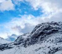 It's fair to say there has been a fair bit of snow fall overnight here in the Highlands bits it's made for some spectacular scenery #scotishhighlands #snow #scenery
