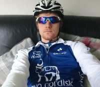 "Dear @TeamNovoNordisk & @NovoNordisk As a type one diabetic and avid cyclist I'm understandably and somewhat predictably a hug fan of #TeamNovoNordisk and the work they've done towards #ChangingDiabetes and the perception of diabetica and their ability to both participate and be competitive in sport and particularly cycling.As you can see I'm the proud owner of the #TNN 2017 kit and also the 2017 development kit.When I'm on the bike these days I often get the horn blasted at me, hand gestures thrown at me and people shouting at me as I cycle past them. For most cyclist this is negative attention but for myself wearing the #TNN kit brings friendly toots, waving and thumbs up and the words people are shouting include things like ""great kit"" and ""keep at it"" ""you're nearly at the top"" . It fills me with confidence in my own ability and pride in knowing I'm wearing a brand people know and recognise for doing a good thingToday I've gone to look at the new 2018 kits and priced up all 11 items of cycling clothing to buy. To my horror the total price comes to €569.20Now as a type one on all #NovoNordisk insulins I'm not naive and recognise that pharmaceutical companies are their to make a profit. However when I see that NovoNordisk profits exceeded 49billion BKK last year (over £5.4 billion USD) I can't help but feel the company could be doing more to make those kits more accessible for aspiring athletes like myself. From a business perspective I feel that if you were to reduce the costs of the kits then more people could ride in them, and help change the view of the potential of diabetics, and importantly grow even more confidence in the brand and thus increasing the number of users of your products.I want nothing more than to be riding in the new 2018 kit which is far better suited to the UKswet muddy roads and weather. Ideally I'd be riding every day on the road and MTB in the new kit but I just can't afford it at its current price point, which is an issue I hope you'll address. Even if it was to just discount it for type one diabetics only. Or offer some sort of discount loyalty to those wanting to buy a lot of the kit.Speak soonHenry AspdenT1 🚵"
