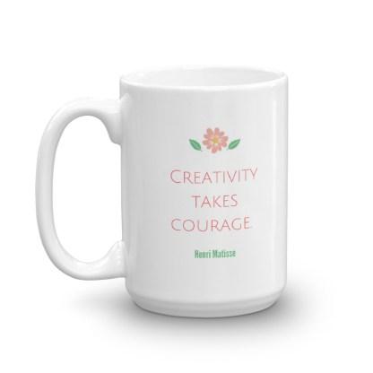 Matisse Creativity Mug Mugs feature