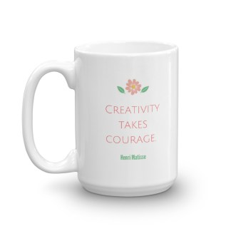 Matisse Creativity Mug Mugs feature