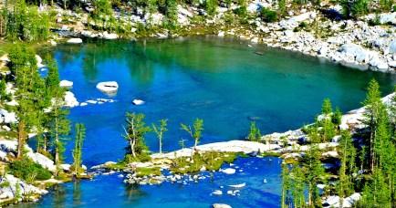 Sprite Lake