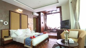 Honeymoon Room-Hotel Dahila