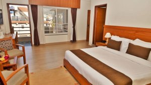Double Bedroom-Hotel Mountain View