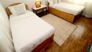 Twin bedroom-Hotel Westwood
