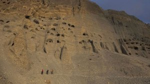 Caves of Mustang