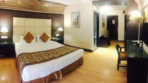 Hotel Shanker-Double bed room