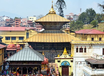 Temple Pasupatinath