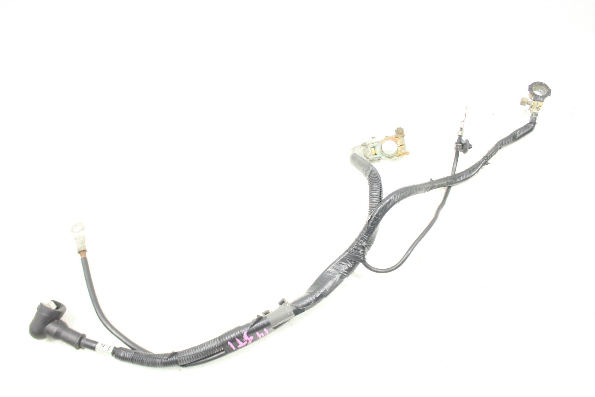 Subaru Impreza Wrx Amp Sti Battery Wiring Harness