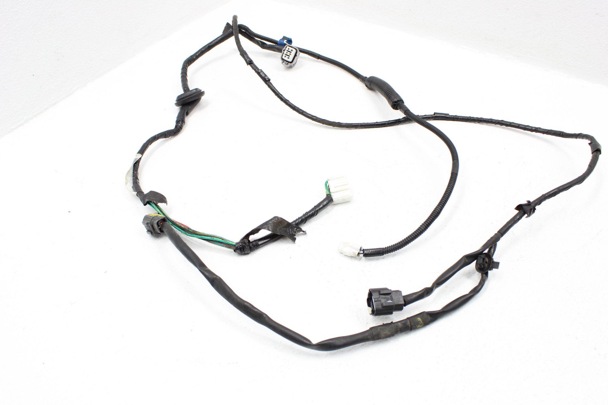 Subaru Wrx Sti Fuel Pump Wiring Harness Oem