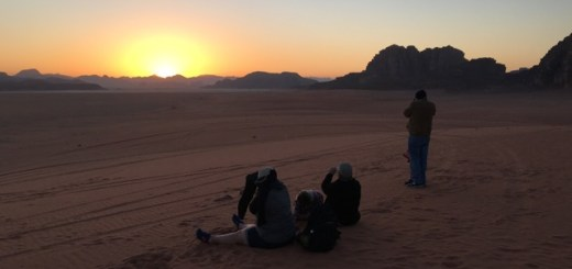 Travel with Kids - Wadi Rum