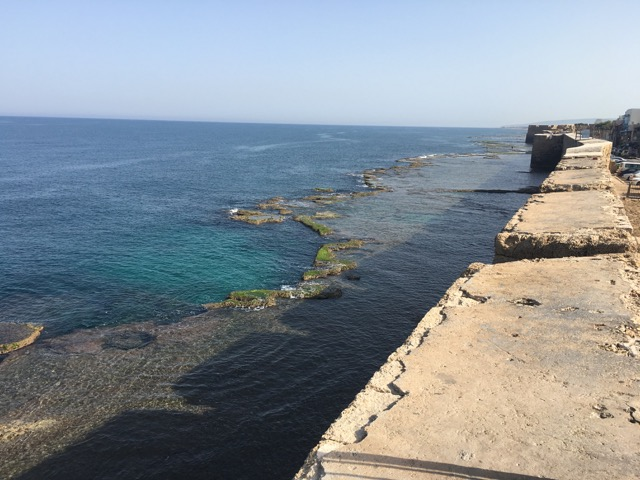 Travel with Kids - Akko in Northern Israel