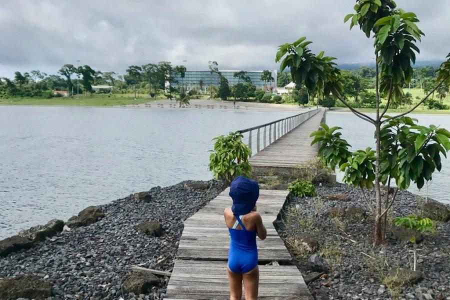 Island at Island at Sofitel, Sipopo Beach, Bioko Island, Equatorial Guinea