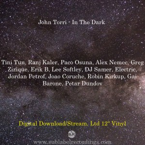 John Torri - In The Dark feedback
