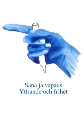 Sana ja vapaus/Yttrande och frihet