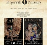 Sherrill Nilson Squarespace website