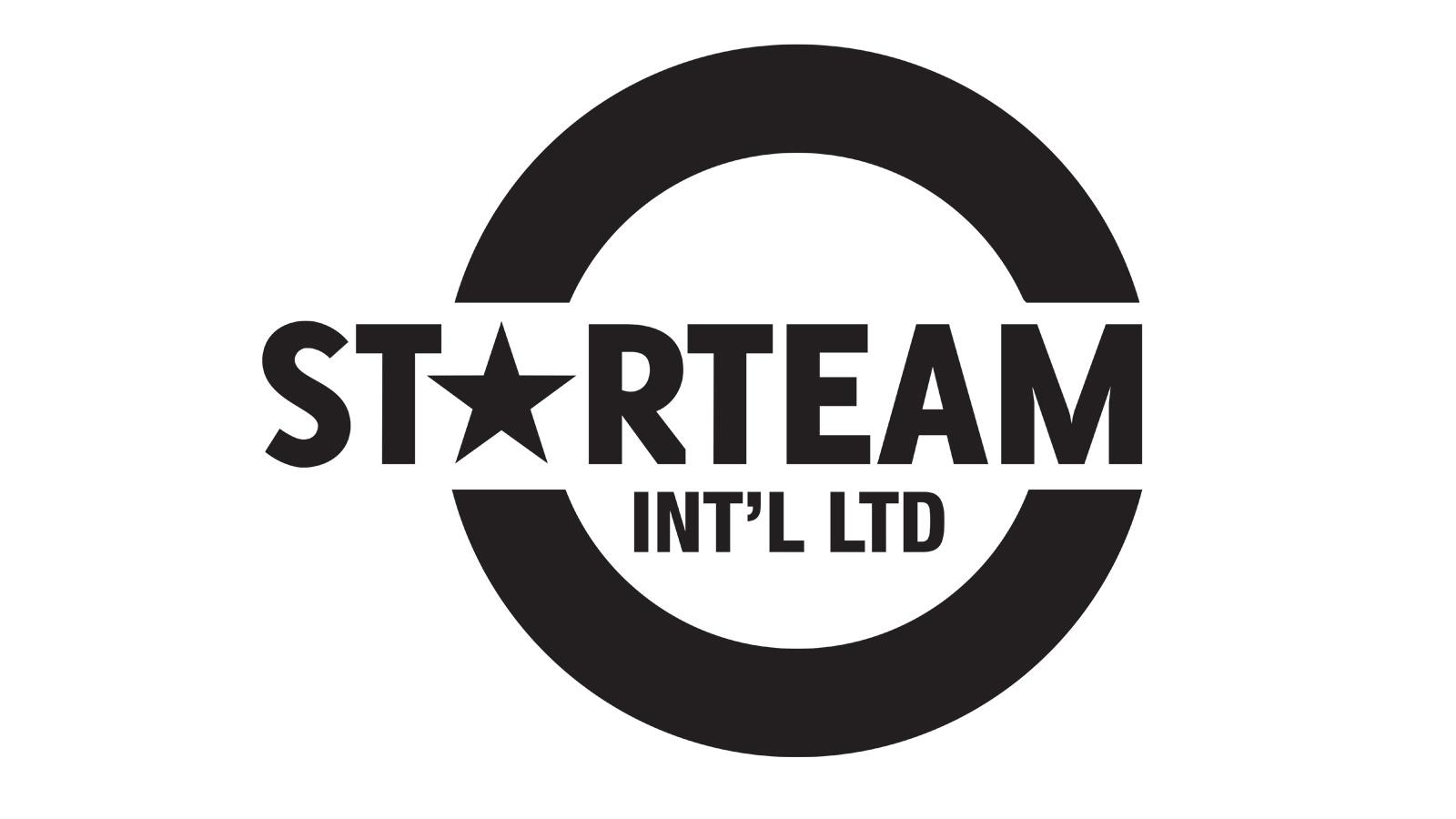 Starteam International Ltd Logo Sublime Digital Graphic