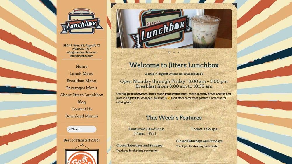 Jitters Lunchbox