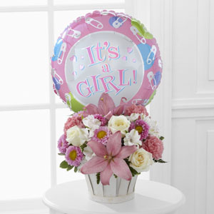 The FTD Girls Are Great Bouquet D7 4904