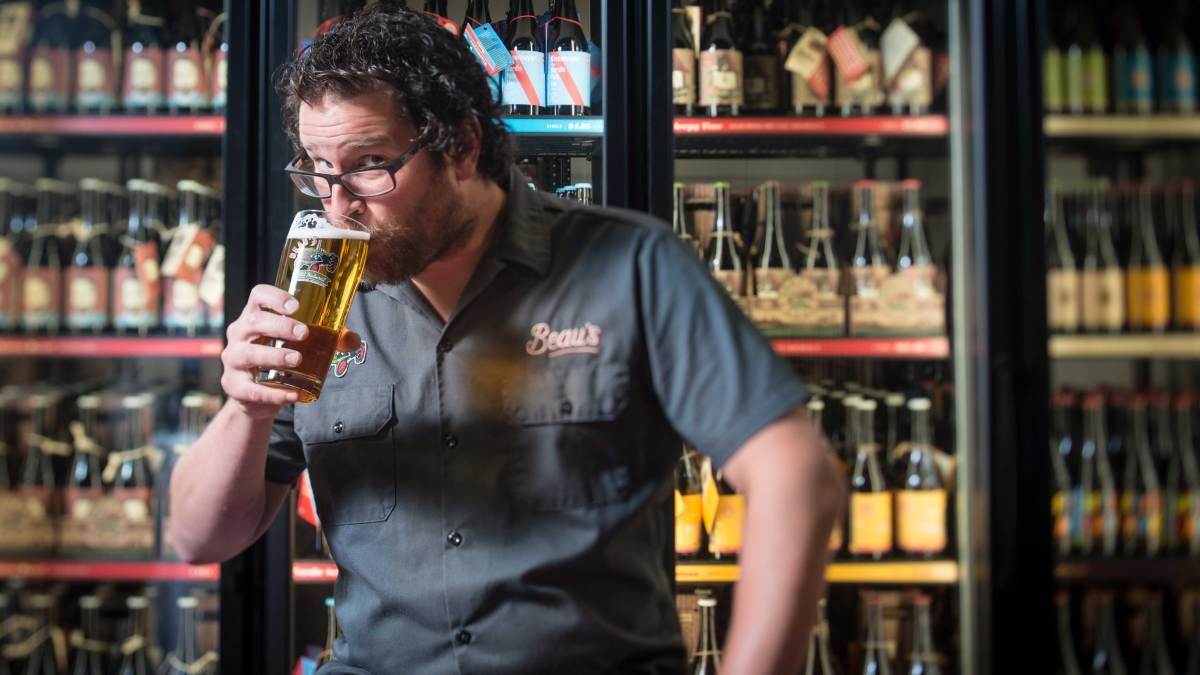 Behind the Beer: Beau's Brewey CEO Steve Beauchesne on the New B-Side Brewing Label