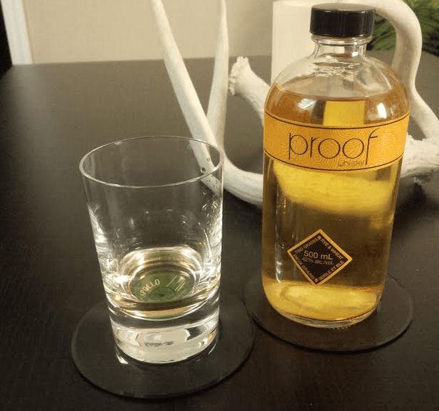 Guest Post: Proof Whisky Leaves a Lot to be Desired