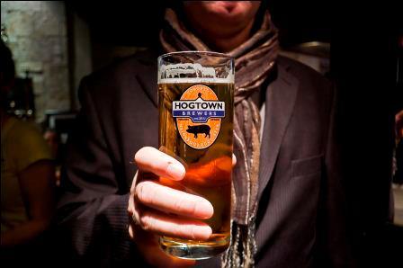 A pint of Hogtown