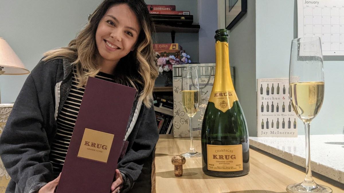 Krug Grand Cuvée Champagne: Joining the Cult of Krug
