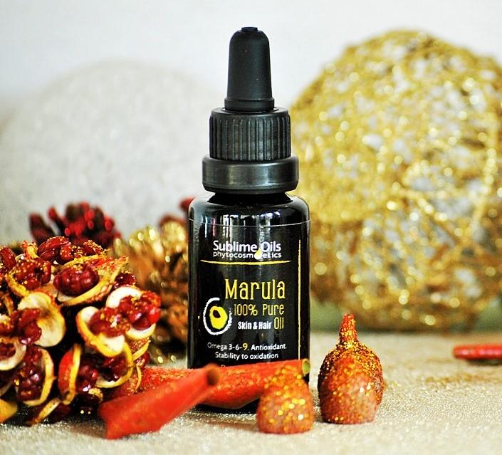 El aceite de Marula antiaging. Niotina (B-3), nutrientes y ácidos grasos esenciales.