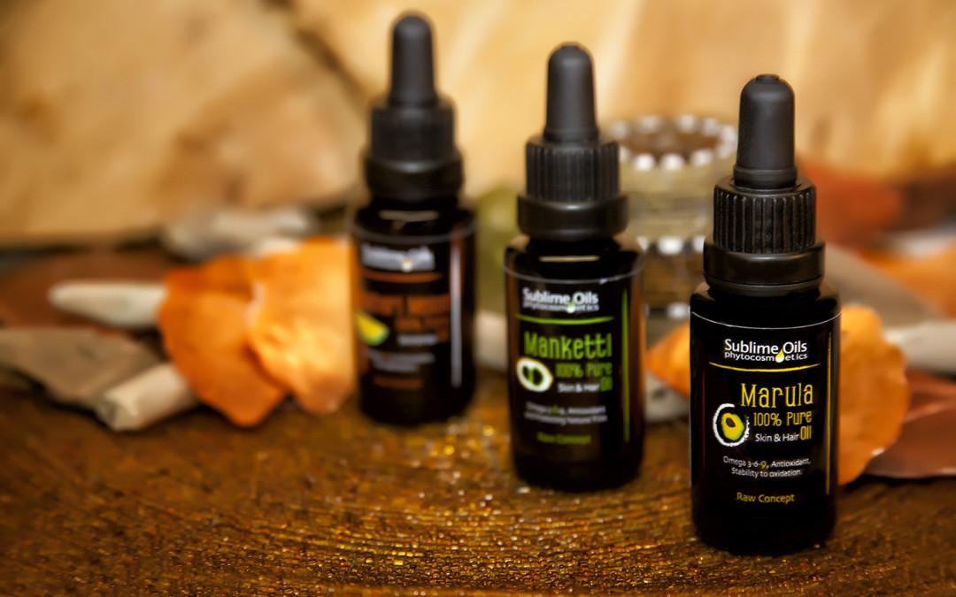 Para perezos@s! Las principales propiedades de nuestros aceites y serum.