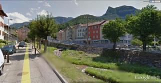 Google Earth Street View image of Voreppe