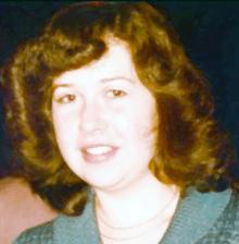 Teresa de Simone - murdered by The Crucifix Killer - Image taken from Wikipedia