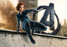 The-Avengers-2-Age-of-Ultron-Promo-Art-Black-Widow-Logo