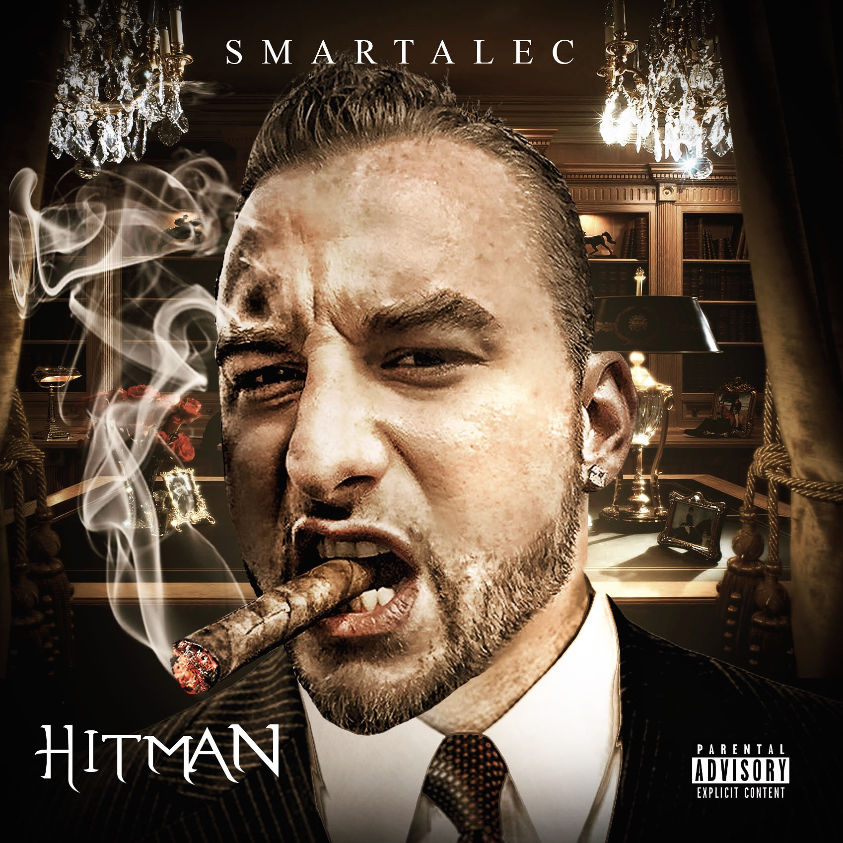 Smartalec On The Track | 'Hitman' LP