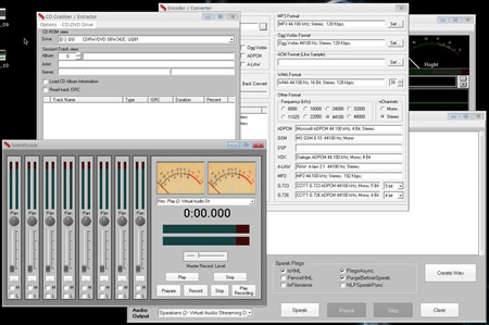 Subliminal Recording System X1