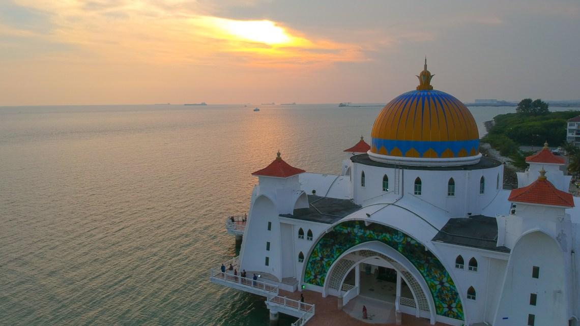 Mosquée Malaisie