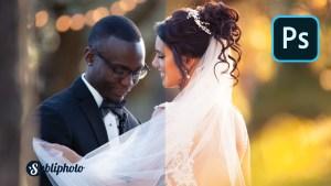 Retouche photo mariage sur Photoshop et LR