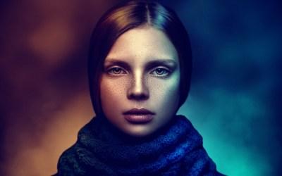 Comment créer un effet de lumiere gel sur photoshop ?
