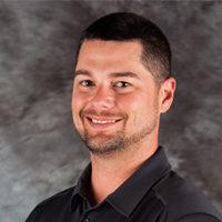 Tate Salas, Southwest Regional Sales Manager