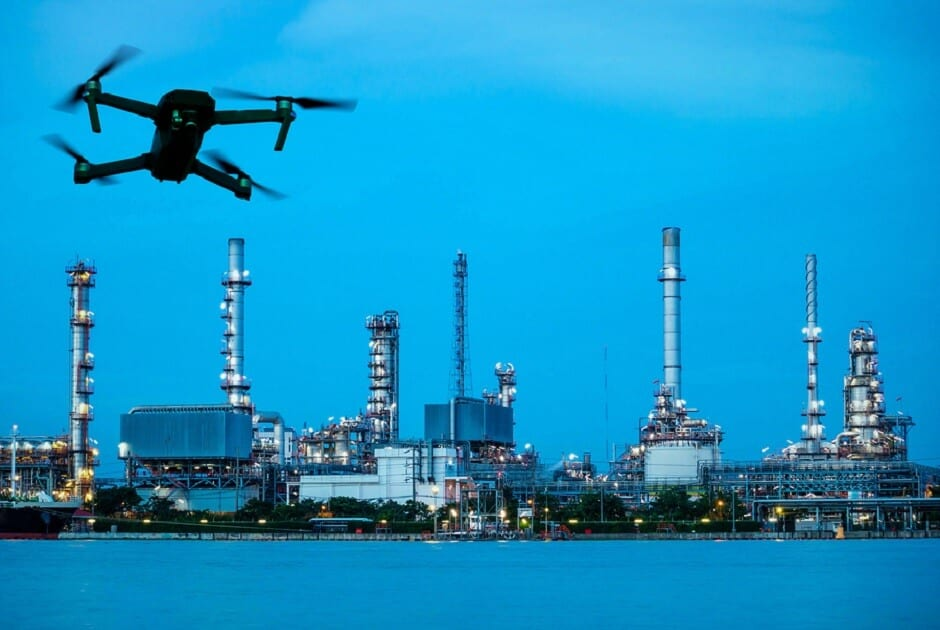 How Are Drones Changing The Pipeline Industry?
